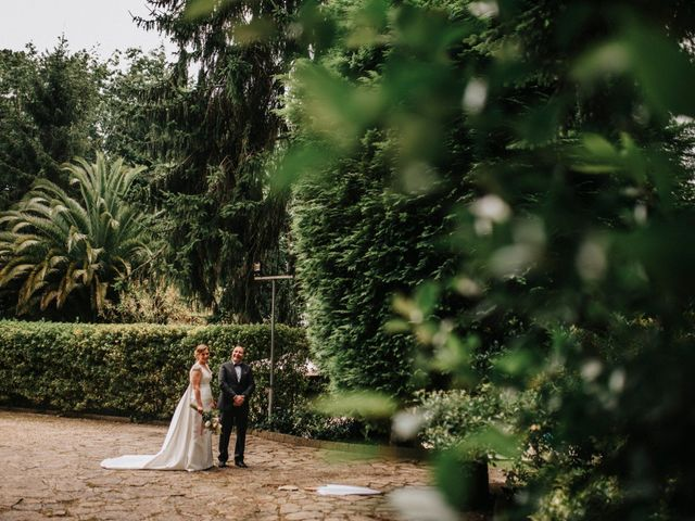 La boda de Kiko y Natalia en Santiago De Compostela, A Coruña 22