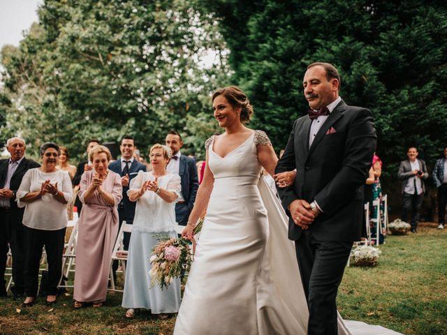 La boda de Kiko y Natalia en Santiago De Compostela, A Coruña 26