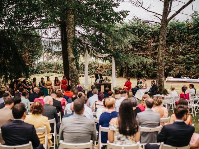 La boda de Kiko y Natalia en Santiago De Compostela, A Coruña 30