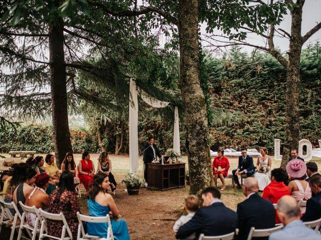 La boda de Kiko y Natalia en Santiago De Compostela, A Coruña 31