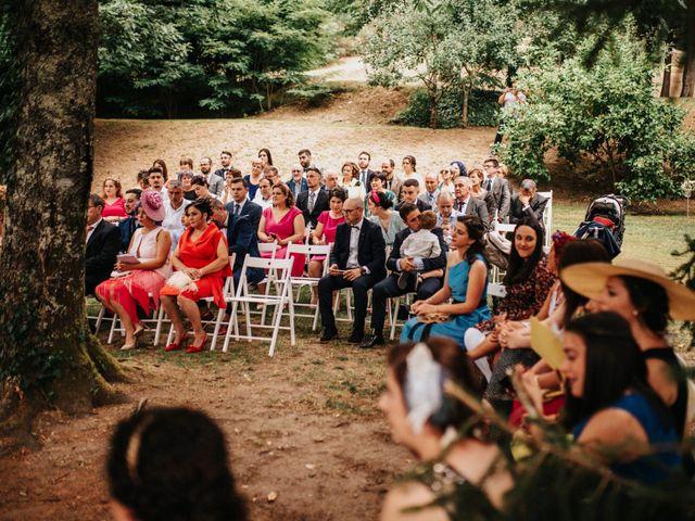 La boda de Kiko y Natalia en Santiago De Compostela, A Coruña 34