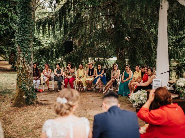 La boda de Kiko y Natalia en Santiago De Compostela, A Coruña 35
