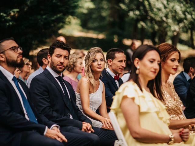 La boda de Kiko y Natalia en Santiago De Compostela, A Coruña 39