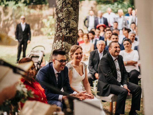 La boda de Kiko y Natalia en Santiago De Compostela, A Coruña 40