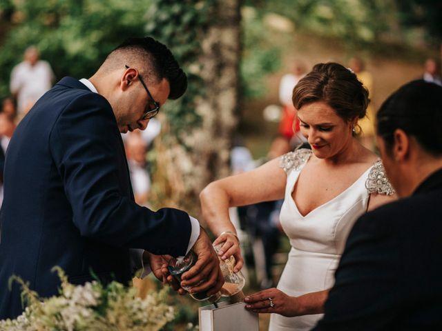 La boda de Kiko y Natalia en Santiago De Compostela, A Coruña 47