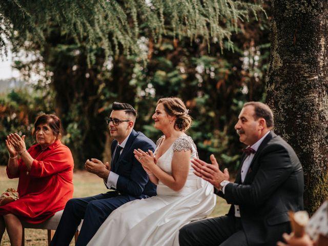 La boda de Kiko y Natalia en Santiago De Compostela, A Coruña 48