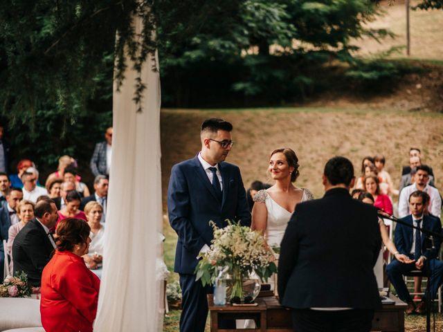 La boda de Kiko y Natalia en Santiago De Compostela, A Coruña 49
