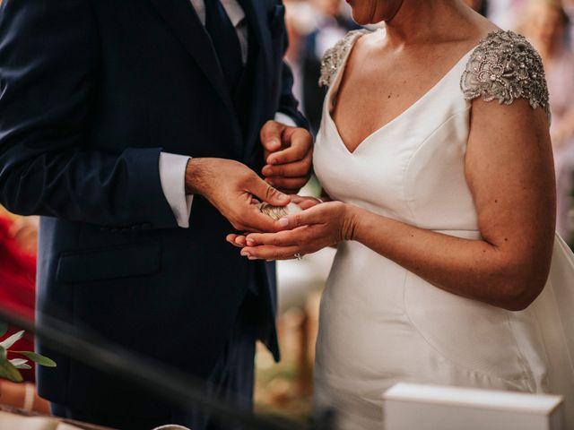 La boda de Kiko y Natalia en Santiago De Compostela, A Coruña 50