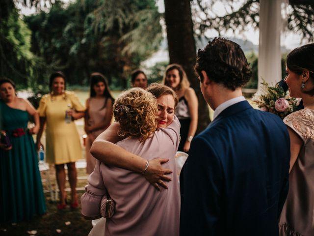 La boda de Kiko y Natalia en Santiago De Compostela, A Coruña 51