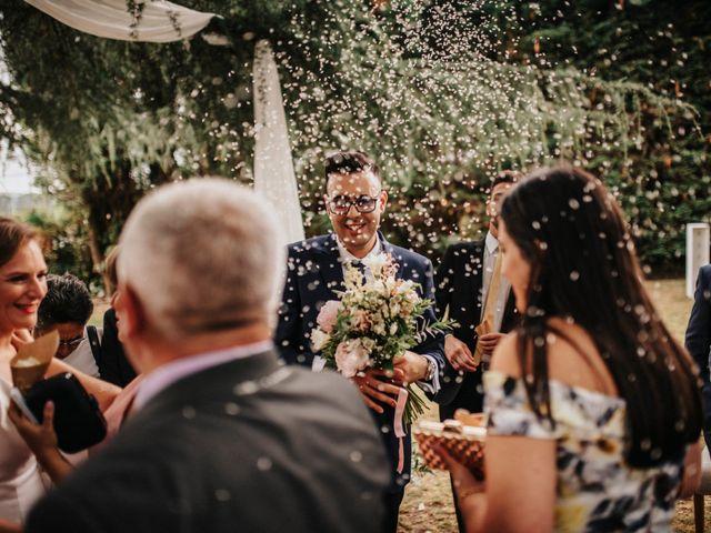La boda de Kiko y Natalia en Santiago De Compostela, A Coruña 52