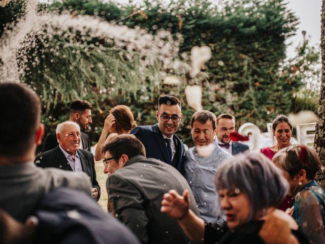 La boda de Kiko y Natalia en Santiago De Compostela, A Coruña 53