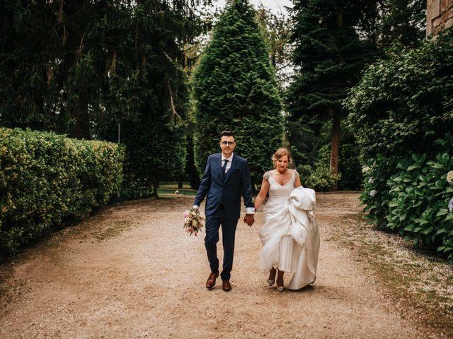 La boda de Kiko y Natalia en Santiago De Compostela, A Coruña 59