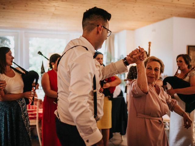 La boda de Kiko y Natalia en Santiago De Compostela, A Coruña 70