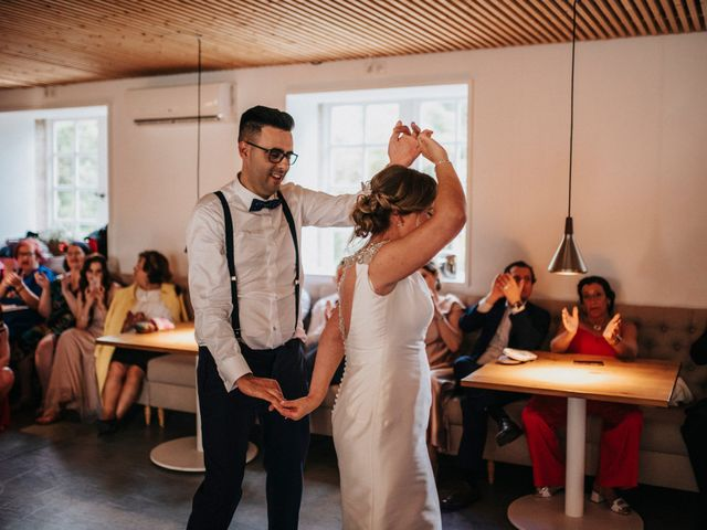 La boda de Kiko y Natalia en Santiago De Compostela, A Coruña 76