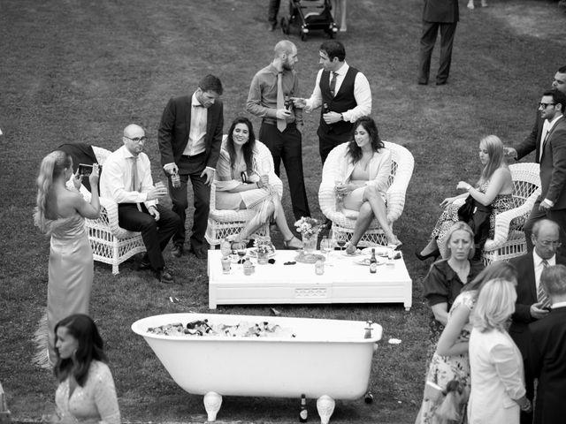 La boda de David y Ana en Las Fraguas, Cantabria 30