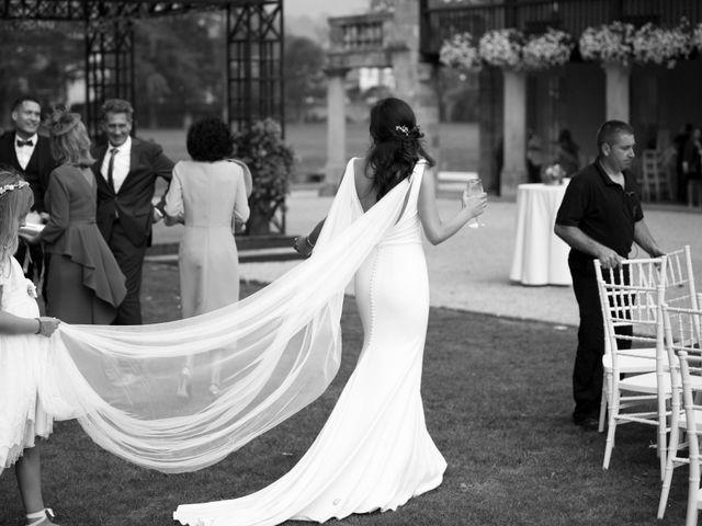 La boda de David y Ana en Las Fraguas, Cantabria 31
