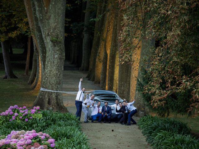 La boda de David y Ana en Las Fraguas, Cantabria 32