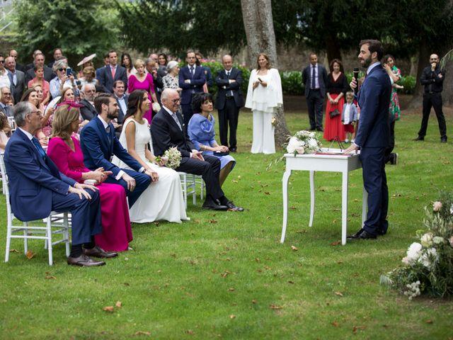 La boda de David y Ana en Las Fraguas, Cantabria 21