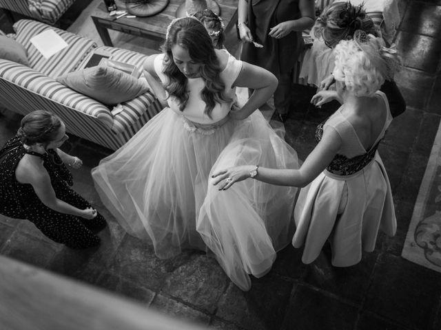 La boda de German y Bea en Chinchon, Madrid 5