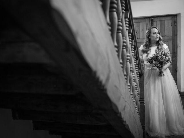 La boda de German y Bea en Chinchon, Madrid 10