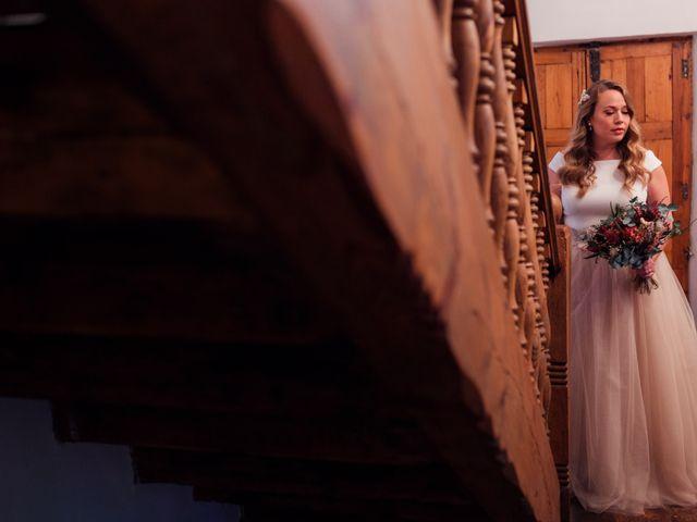 La boda de German y Bea en Chinchon, Madrid 11