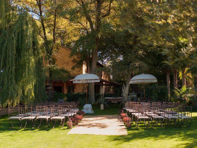 La boda de German y Bea en Chinchon, Madrid 13