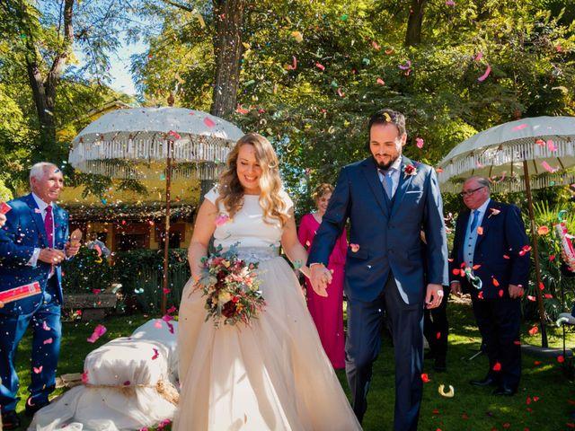La boda de German y Bea en Chinchon, Madrid 14