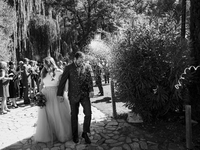 La boda de German y Bea en Chinchon, Madrid 15