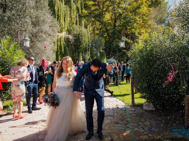 La boda de German y Bea en Chinchon, Madrid 16