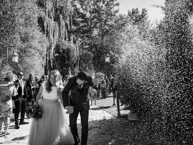 La boda de German y Bea en Chinchon, Madrid 1