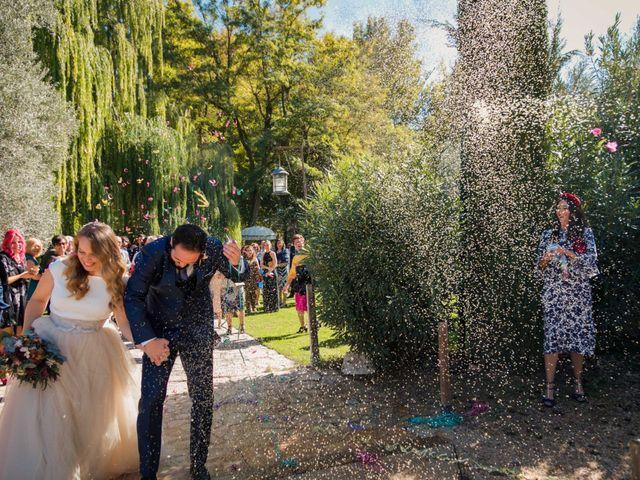 La boda de German y Bea en Chinchon, Madrid 17