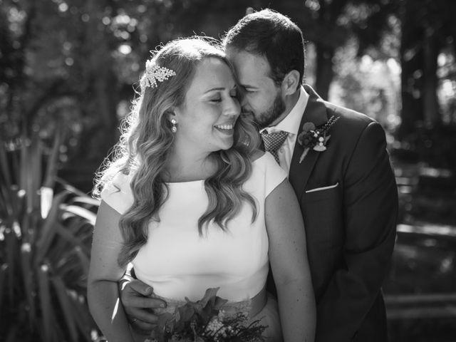 La boda de German y Bea en Chinchon, Madrid 19