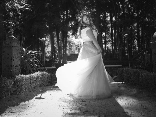 La boda de German y Bea en Chinchon, Madrid 21