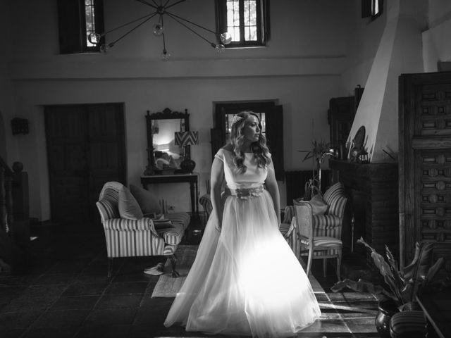 La boda de German y Bea en Chinchon, Madrid 29