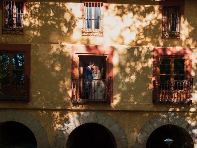 La boda de German y Bea en Chinchon, Madrid 31
