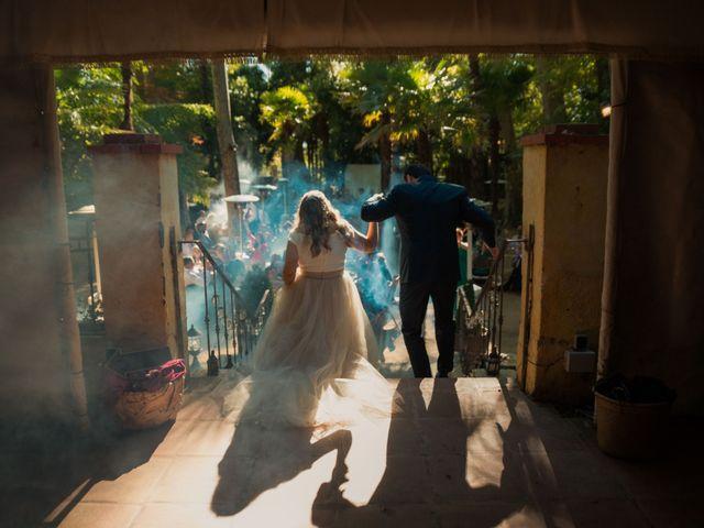 La boda de German y Bea en Chinchon, Madrid 32
