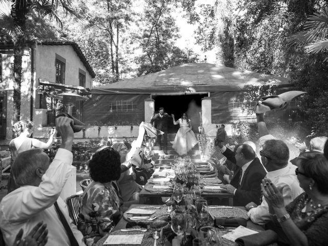 La boda de German y Bea en Chinchon, Madrid 33