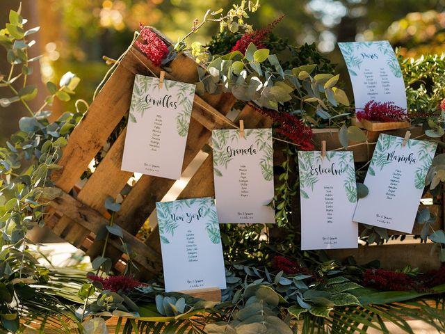 La boda de German y Bea en Chinchon, Madrid 36