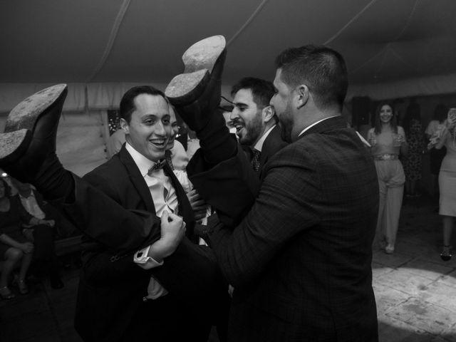 La boda de German y Bea en Chinchon, Madrid 41