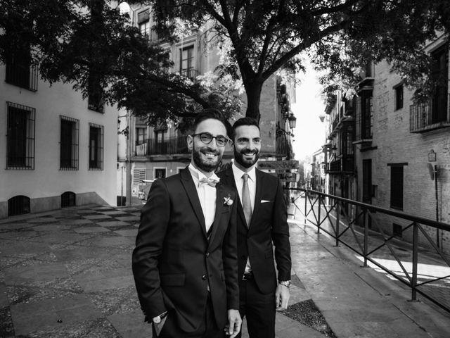La boda de Walter y Estefanía en Granada, Granada 8