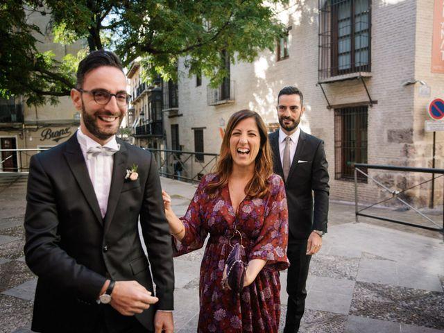 La boda de Walter y Estefanía en Granada, Granada 9