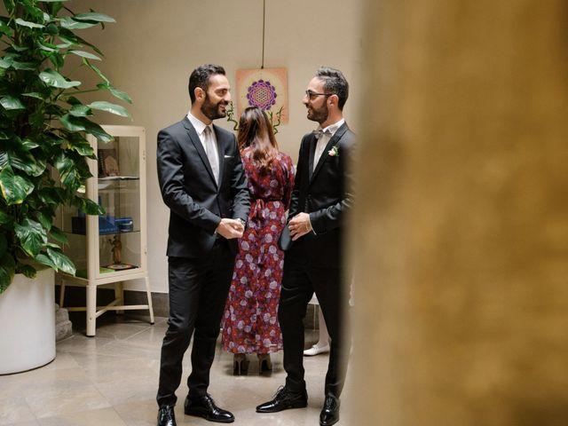 La boda de Walter y Estefanía en Granada, Granada 11