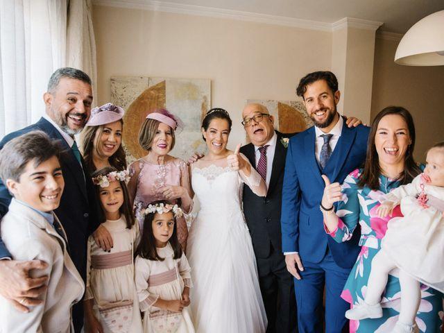 La boda de Walter y Estefanía en Granada, Granada 15