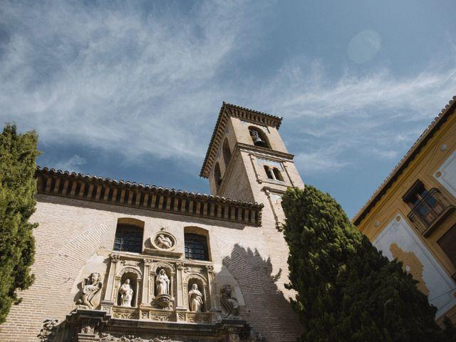La boda de Walter y Estefanía en Granada, Granada 21