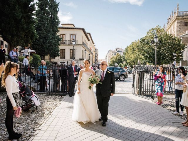 La boda de Walter y Estefanía en Granada, Granada 25