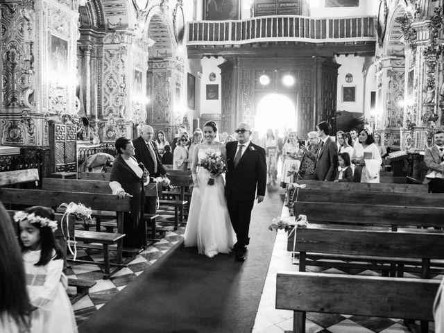 La boda de Walter y Estefanía en Granada, Granada 26