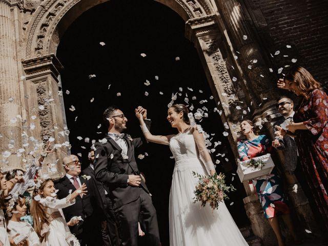 La boda de Walter y Estefanía en Granada, Granada 32