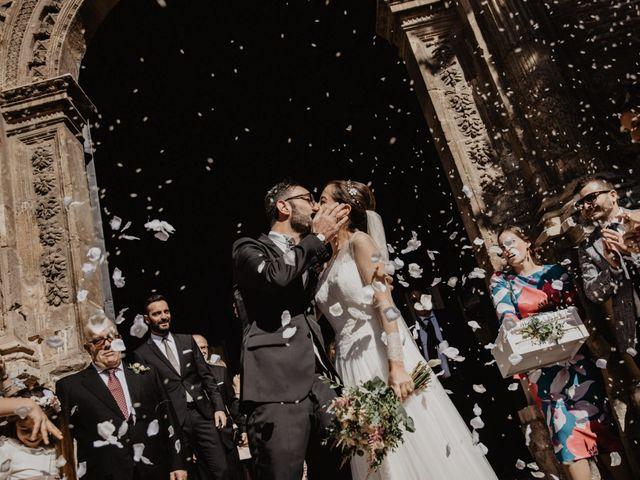 La boda de Walter y Estefanía en Granada, Granada 33