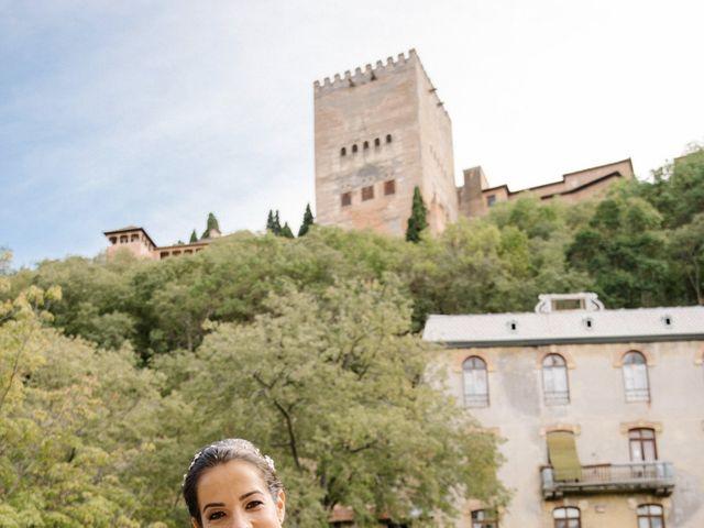 La boda de Walter y Estefanía en Granada, Granada 39