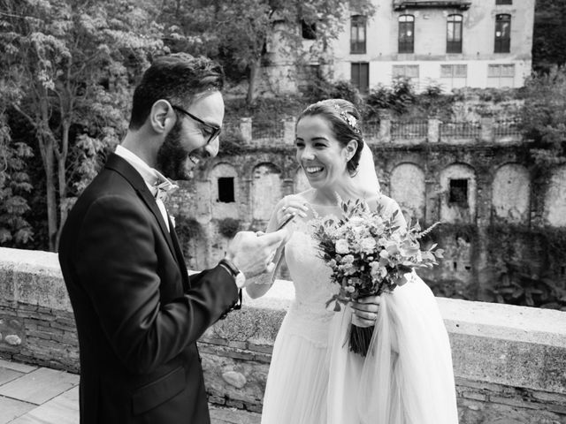 La boda de Walter y Estefanía en Granada, Granada 40